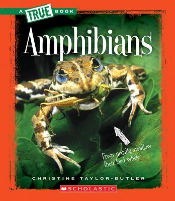 Amphibians By Taylor-Butler, Christine